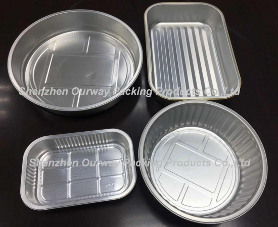 Aluminum Foil Packaging Container