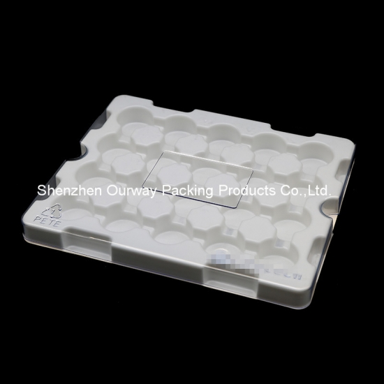 Medical Packaging Tray Cover with Base